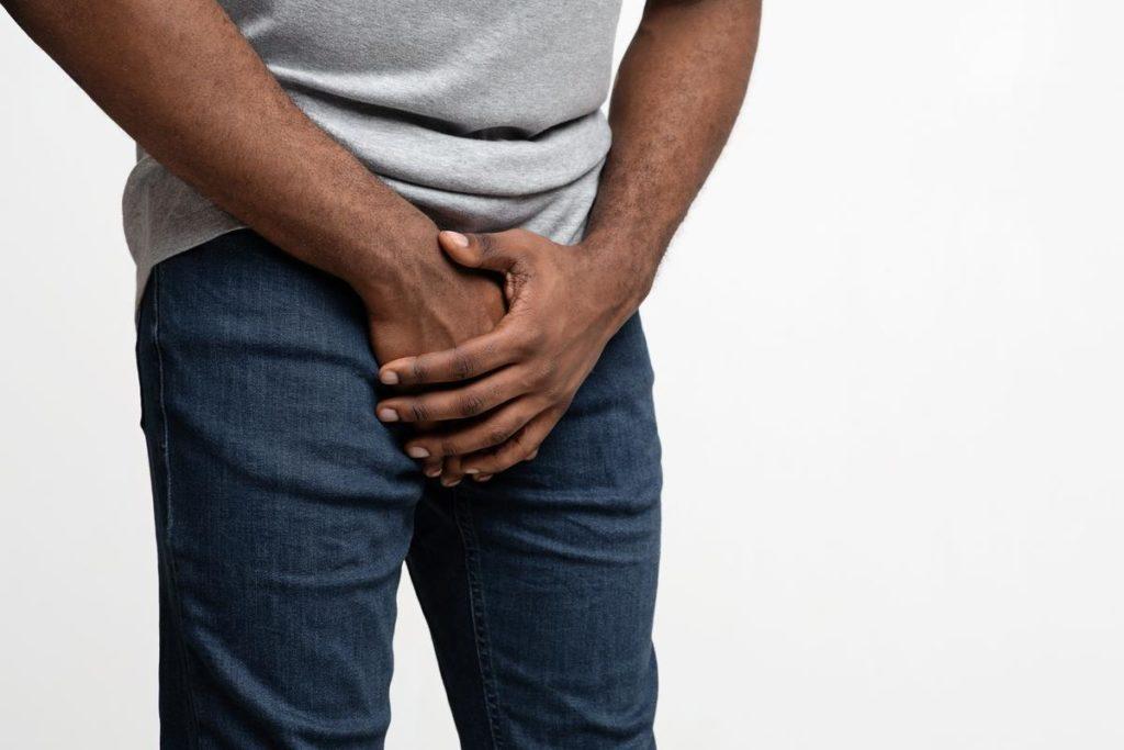 Le grain de fordyce un complexes sexuel chez les hommes