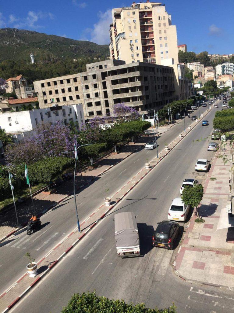Béjaïa en Algérie