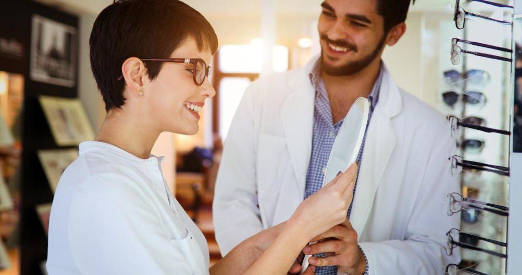 les corrections prescrites par les ophtalmologistes ne sont pas optimales