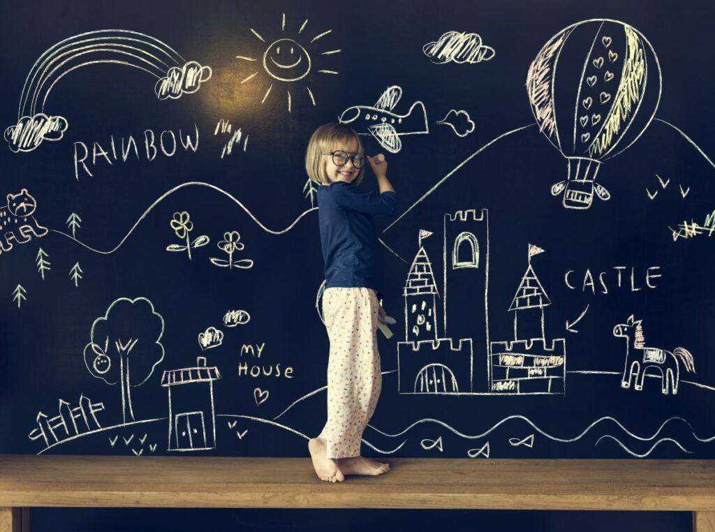 Enfant hypersensibles et intelligente