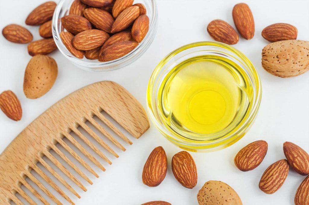 huile bio cheveux