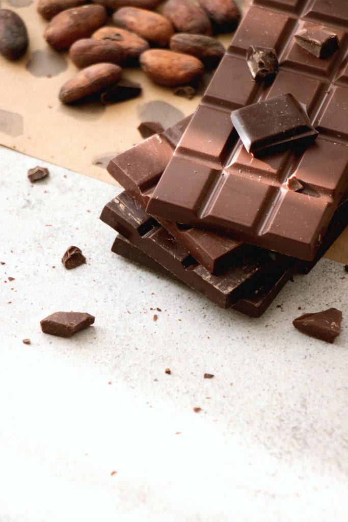 Le chocolat noir pour lutter contre l'anxiété